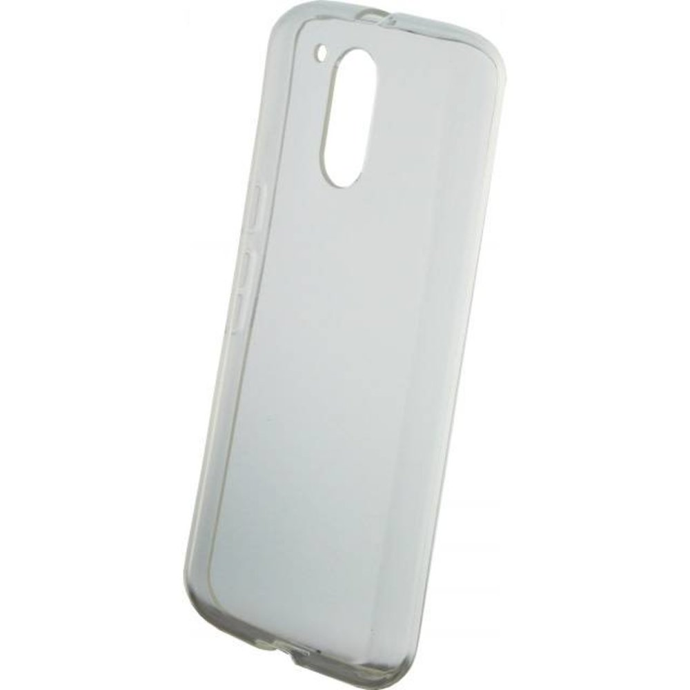 Mobilize Mobilize Gelly Case Motorola Moto G4/G4 Plus Clear