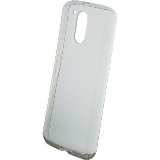 Mobilize Mobilize Gelly Case Motorola Moto G4/G4 Plus Clear
