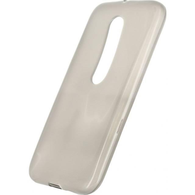 Xccess TPU Case Motorola Moto G 3rd Gen Transparent Black