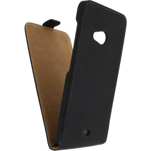 Mobilize Premium Flip Case Microsoft Lumia 535 Black