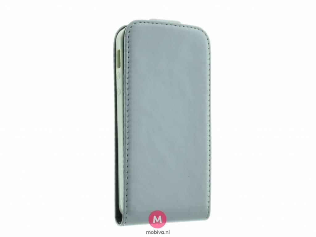 iPhone 5/5S/SE Costa Flip Case Wit