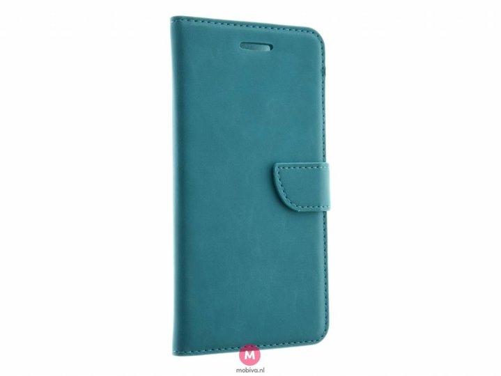 CASE2FIT iPhone 7 Book Case 3-in-1 Blauw
