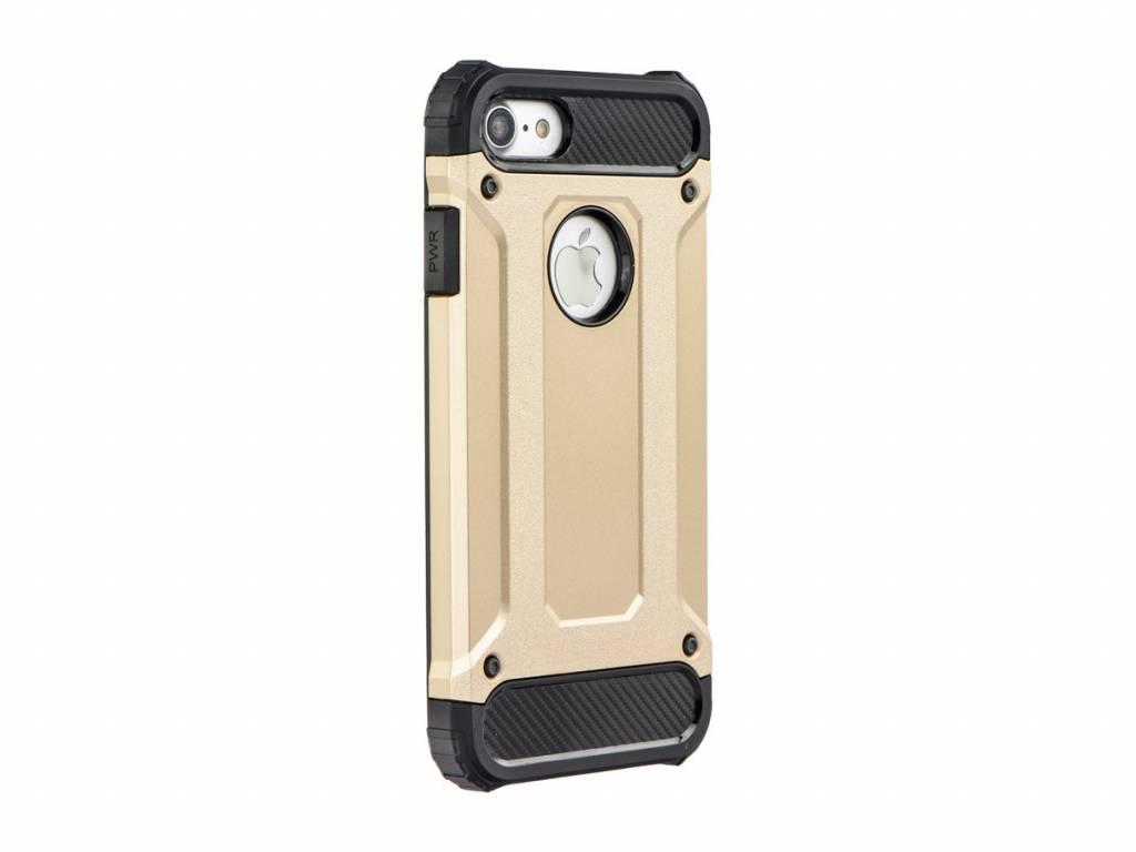 Apple iPhone 8 Armor Gold Flex Case