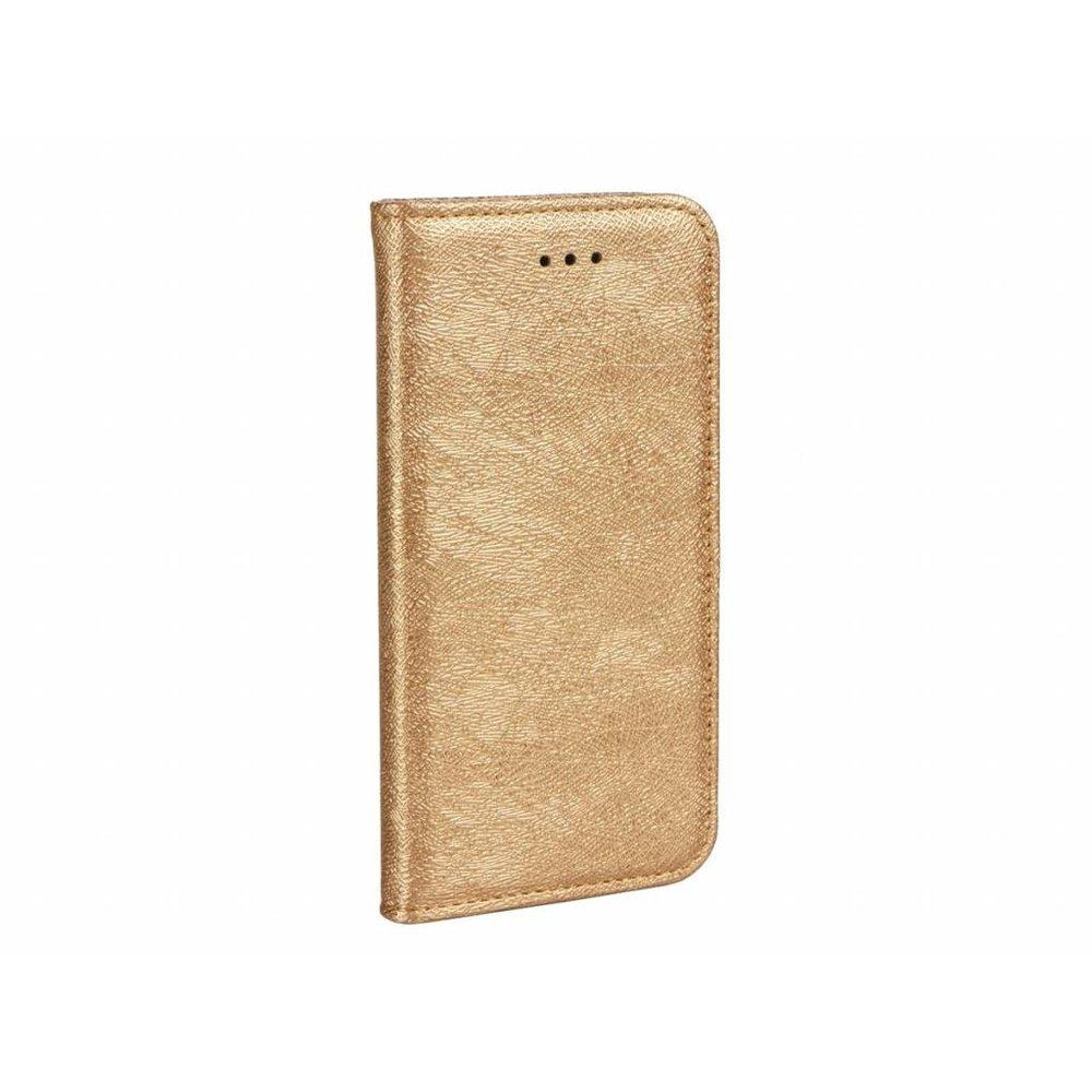 Mobicase Apple iPhone 5/5s/SE Golden Flex Book Case