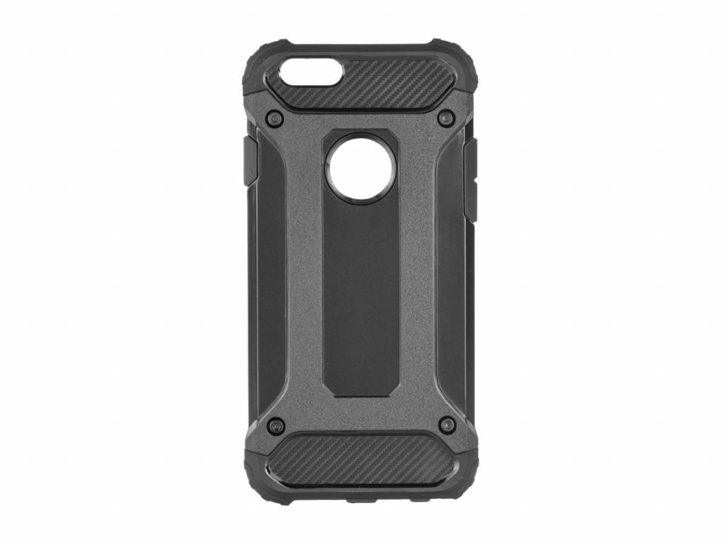 Apple iPhone 6/6s Armor Black Case