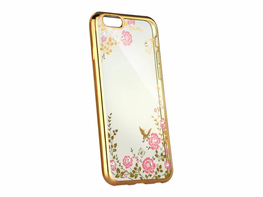 Apple iPhone 7/8 Diamond Gold Flex Case