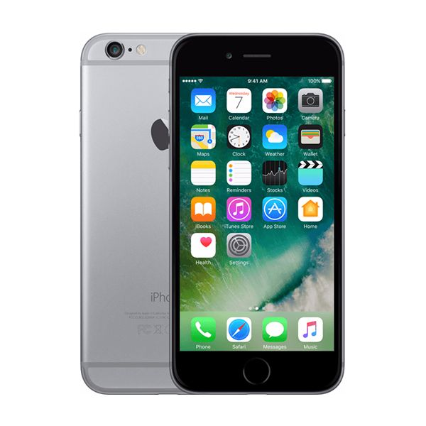 Apple iPhone 6 128GB Space Gray | Goed