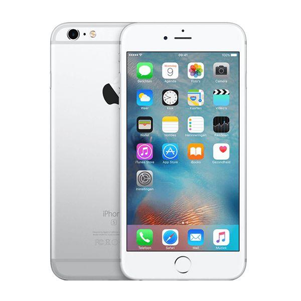 Apple iPhone 6 16GB Zilver Refurbished - Als Nieuw