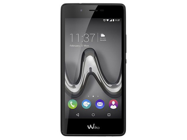 Wiko Tommy 4G Black