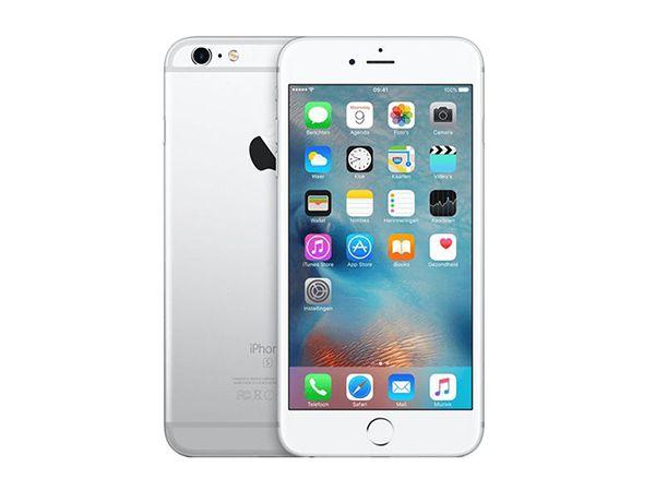 Apple iPhone 6 16GB Zilver Refurbished