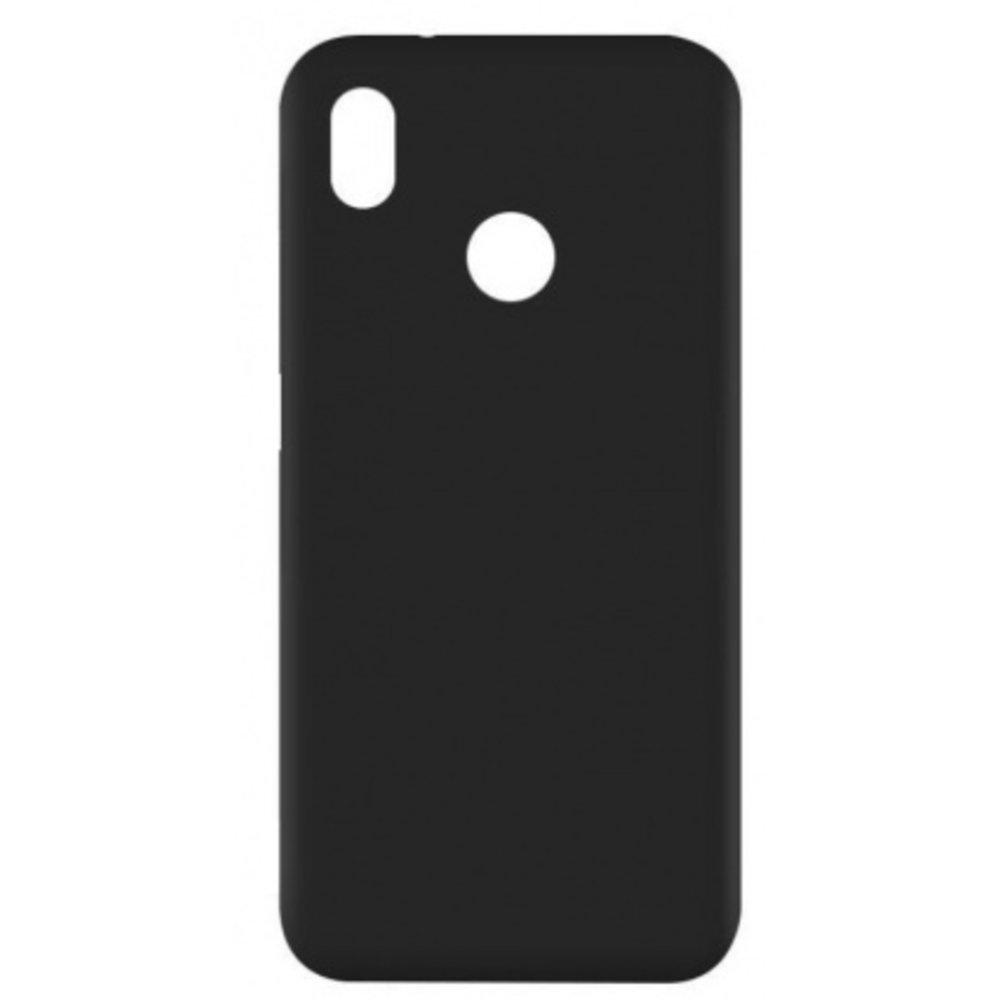 Mobicase Huawei P20 Lite TPU Case Flexibel Zwart