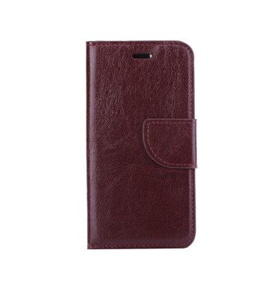 Huawei P8 Book Case Flex Bruin