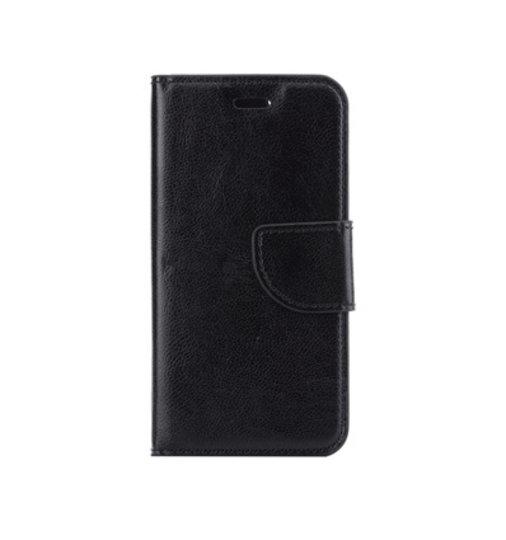 Mobicase Huawei P8 Book Case Flex Zwart