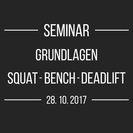 Seminar (28.10.2017)