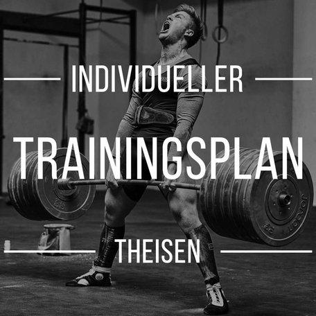 Trainingsplan (Theisen)