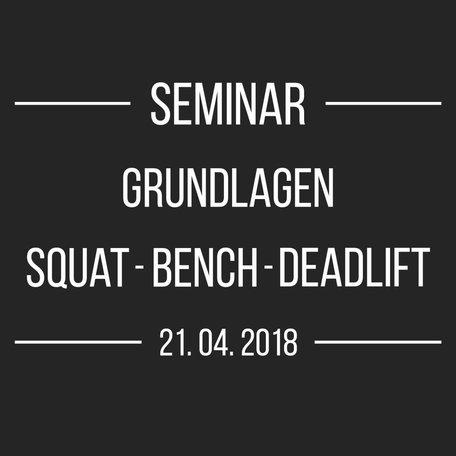 Seminar (21.04.2018)