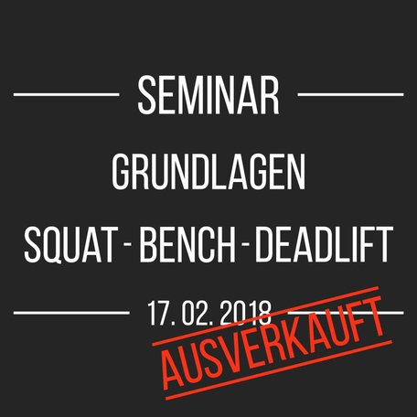 Seminar (17.02.2018)