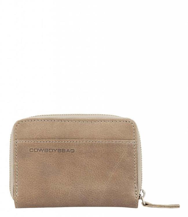 Cowboysbag Purse Haxby Sand-compacte damesportmonnee