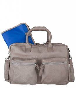 Cowboysbag The Diaperbag Elephant grey