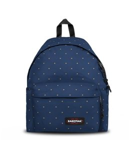 Eastpak Padded Pak'r dot blue