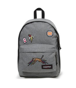 Eastpak Out of Office Rugtas Grey Patched