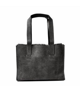 MYOMY My Paperbag Handbag hunter Off Black