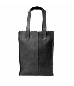 MYOMY My Paperbag Long Handle Zip Off Black