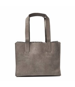 MYOMY My Paperbag Handbag hunter taupe