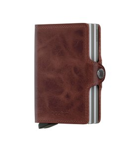 Secrid Twinwallet Vintage Brown