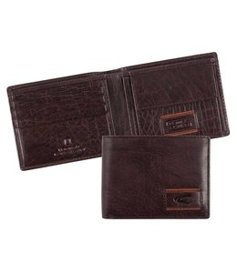 Camel Active 702 Panama wallet small brown