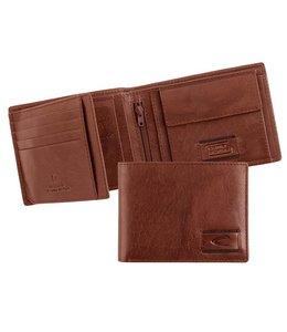 Camel Active 704 Panama wallet combi cognac