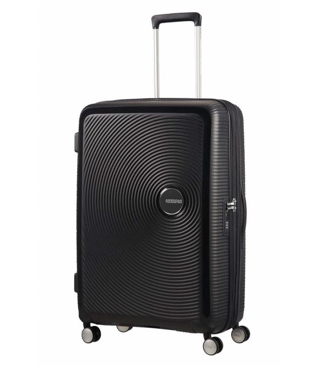 American Tourister Soundbox spinner 77 TSA exp bass black
