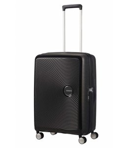 American Tourister Soundbox spinner 67 TSA exp bass black