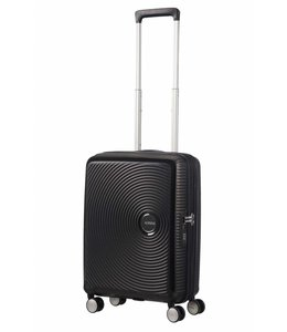 American Tourister Soundbox spinner 55 TSA exp bass black