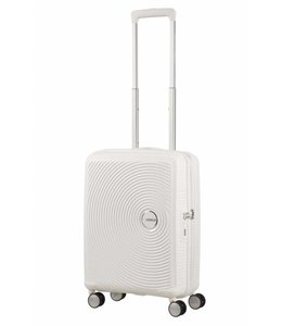 American Tourister Soundbox spinner 55 TSA exp pure white