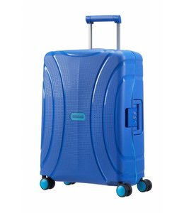 American Tourister Lock'n'roll spinner 69 Skydiver blue