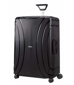 American Tourister Lock'n'roll spinner 75 jet black