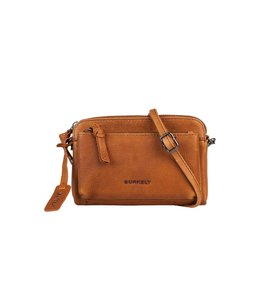 Burkely Antique Avery mini-bag cognac
