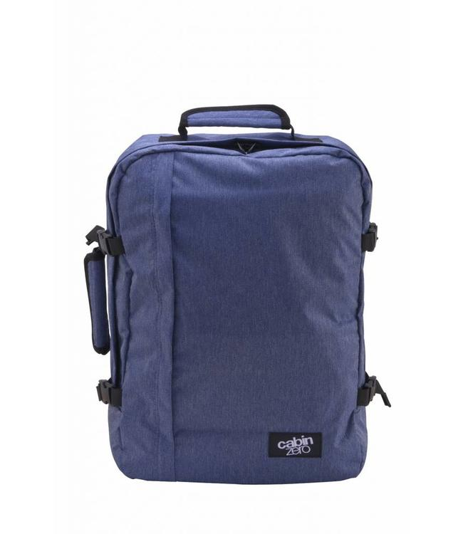 Cabin Zero Classic 44L ultra light blue jean