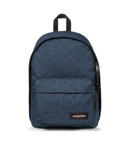 Eastpak Out of Office Rugzak black squares