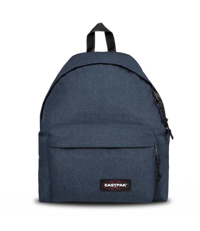 Eastpak Padded Dok'r double denim-rugtas met tablet vak