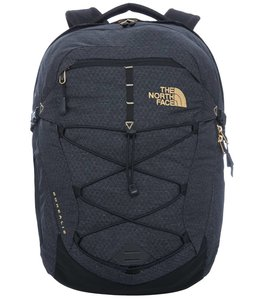 The North Face W BOREALIS TNF Black Heather (STD)/Rose Gold OS