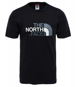 The North Face Easy Tee t-shirt tnf black