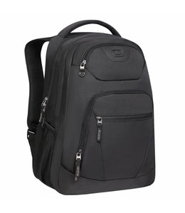 "Ogio Gravity 17"" laptop rugzak zwart"