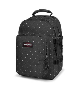Eastpak Provider Laptop Rugtas white crosses
