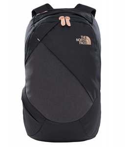 The North Face W ELECTRA TNF Black Heather/Burnt Coral Metallic OS