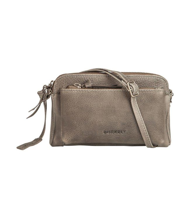 Burkely Antique Avery mini-bag grey
