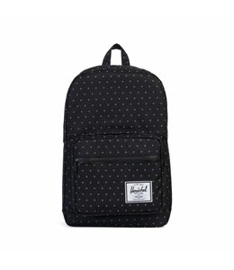 Herschel Pop Quiz black griddlock
