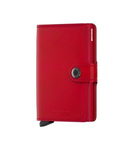 Secrid Miniwallet Original Red red
