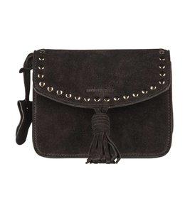 Burkely Festival bag studs zwart